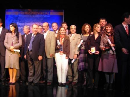 San Fernando premiado por innovación en la gestión