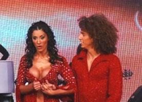 Nacha Jaitt y Cristian Falcón fueron los primeros eliminados de Bailando por un sueño 2008