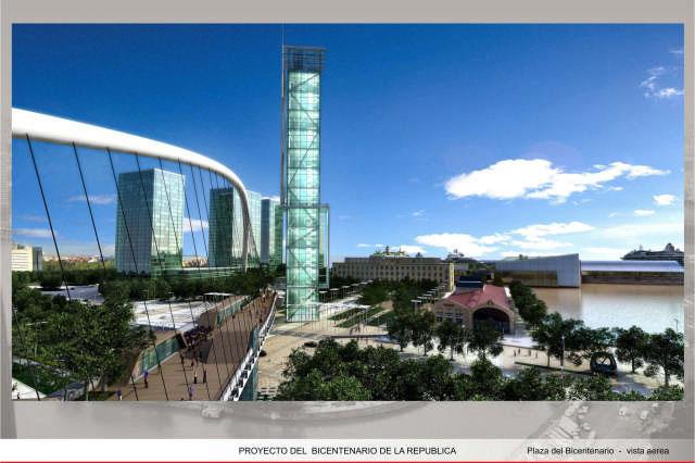 proyecto urbano para el bicentenario