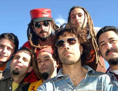 El reggae de Nonpalidece en San Isidro en vivo