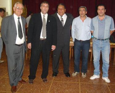 Algunos de los nuevos Foristas, Rodríguez-Zolezzi-Saavedra-Irigoytia-Marina