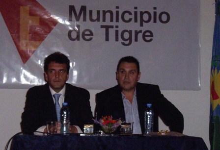 Sergio Massa - Omar Cabral