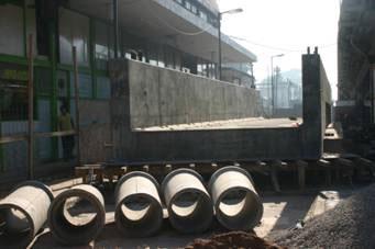 Rápido impulso para las obras del túnel en Boulogne