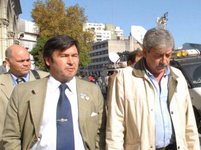 El presidente de la Federación Agraria Argentina (FAA), Eduardo Buzzi