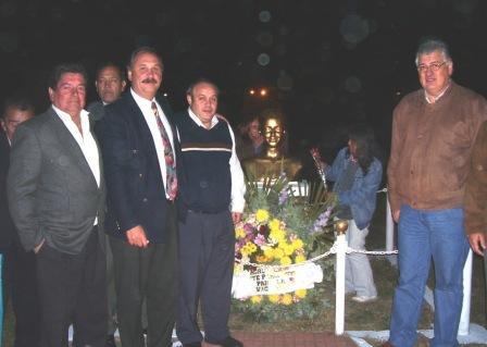 Conmemoran a Evita en el Barrio las Casitas de San Isidro
