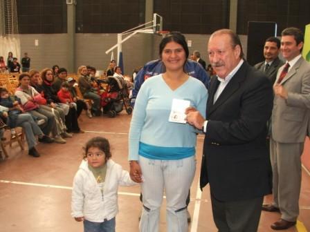 Más de 700 DNI entregados a vecinos de San Fernando