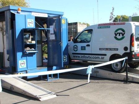 Inauguraron la planta Verificadora Técnica Vehicular en San Fernando