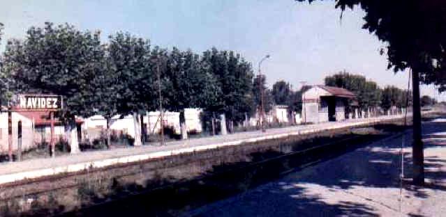 Estación Benavidez