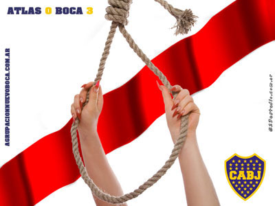 Los festejos de Boca, también en los afiches