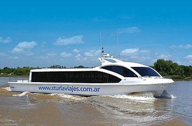 Comienza hoy el servicio fluvial entre Tigre y Buenos Aires