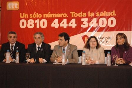 Desde el lunes comenzará a funcionar el Turno Telefónico Tigre (TTT)