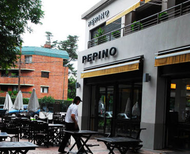 Detienen a la banda que robo en el restoran Pepino de San Isidro