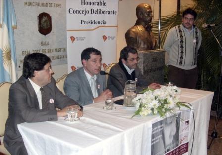 En Día de la Donación de Órganos Incucai estuvo en Tigre