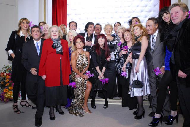 Mirtha Legrand: 40 años de TV en un mega almuerzo