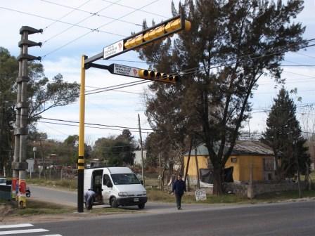 Anuncian la instalación de más semáforos en Tigre