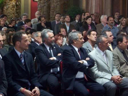 El Presidente del Concejo Deliberante de San Fernando, Dr. Diego Herrera, fue electo Vicepresidente del Consejo Federal de Legisladores Comunales (COFELCO)