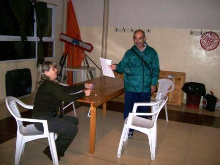 El municipio tramitó Certificados de Discapacidad en el Polideportivo Almirante Brown