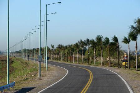 """Se inaugura el camino de """"Los Remeros"""""""