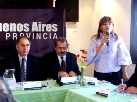 Trabajo conjunto en cultura entre San Fernando y la Provincia de Buenos Aires