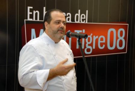 Se lanzó En busca del menú Tigre 2008