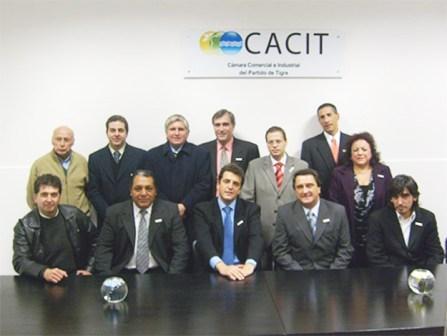 Inauguran nuevas oficinas en la CACIT