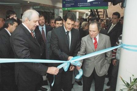 Se inauguró en Tigre la nueva sede del Instituto de Previsión Social