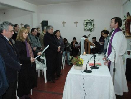 El PJ de Tigre conmemoro el 34º aniversario del fallecimiento del Gral Perón