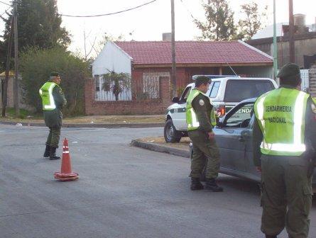 Seis mil gendarmes vigilarán las villas en la Provincia de Buenos Aires