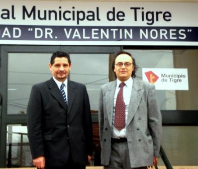Avanzan los acuerdos para la Instalación de una Oficina de Registro Civil en la Maternidad de Tigre