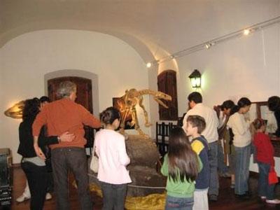 Se Inauguró en Tigre la muestra Paleorama, animales prehistóricos