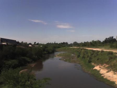 Avanza la gestión con el BID para el saneamiento del río Reconquista