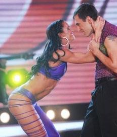 Carolina Baldini se quedo afuera de Bailando por un sueño