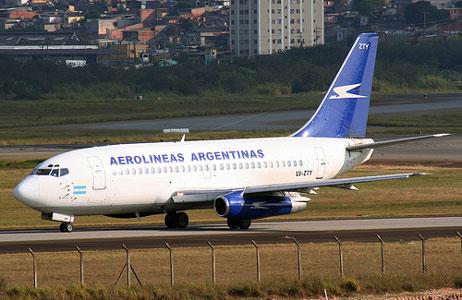 Oficializaron el rescate de Aerolíneas Argentinas