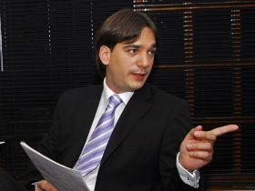 Sebastián Galmarini Presidente del Partido Justicialista de San Isidro