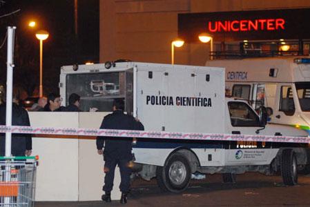 Conmoción por un doble crimen entre narcos en Unicenter