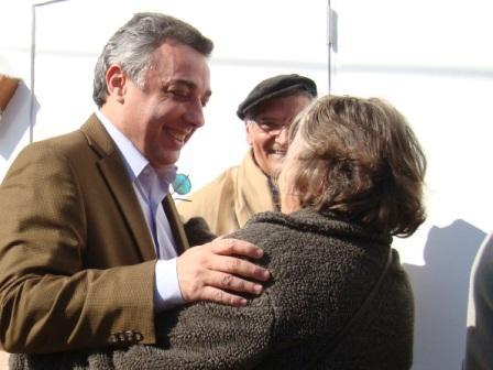 l nuevo megaoperativo del Consejo Municipal de Política Social contó con la presencia del Intendente Julio Zamora