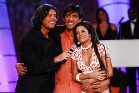 María Fernanda Callejón y su soñador fueron eliminados de Bailando por un sueño