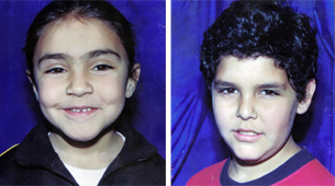 Missing Children se sumo a la búsqueda de los hermanos Mansilla