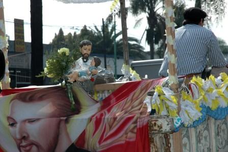 Multitudinaria peregrinación en Tigre por el Día de San Cayetano, Patrono del Trabajo