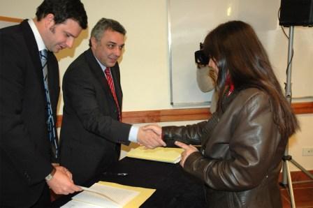 Se firmaron 183 escrituras en la Delegación de Torcuato Oeste