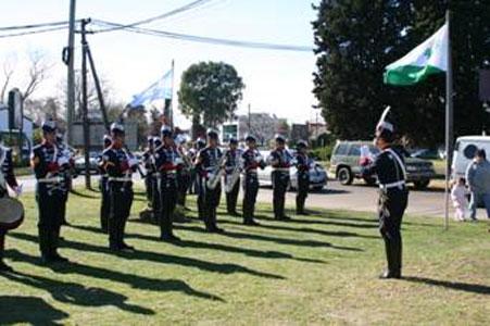En San Isidro evocaron la reconquista de Buenos Aires