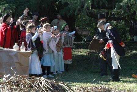 Tigre conmemoró el 202º aniversario de la Reconquista