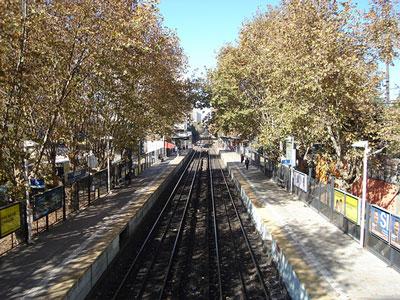 Solicitan mejoras en la estación Olivos