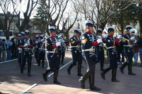San Isidro conmemoró el 158 aniversario del fallecimiento del general José de San Martín