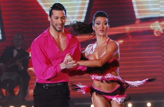 Valeria Archimó logró el mejor puntaje del Jive en Bailando por un Sueño