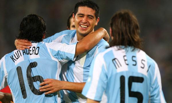 Argentina  golea a Brasil y es finalista olímpico