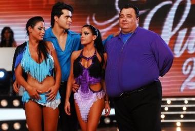 Natalia Fassi y Abel Faccini se quedaron afuera de Bailando por un sueño