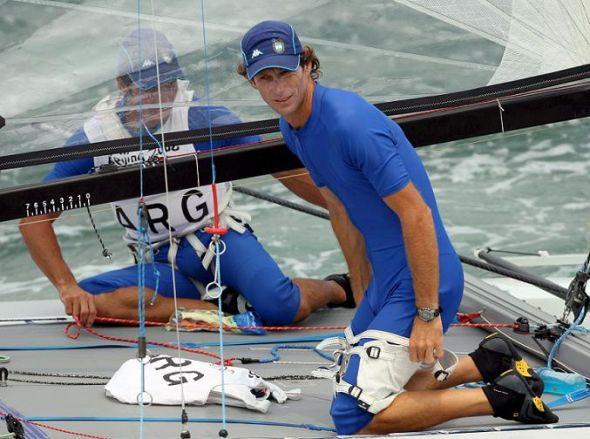Espinola y Lange alimentan la ilusión de otra medalla (EFE)