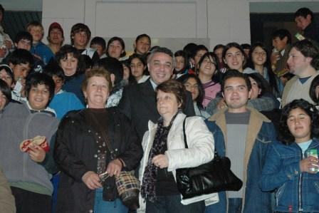 Alumnos de una escuela humilde cumplieron el sueño de visitar Tigre