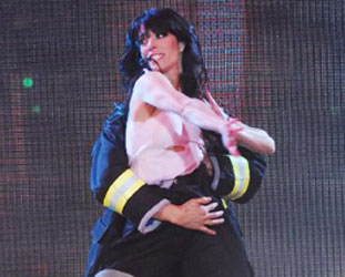 La noche en que Laura Fidalgo no pudo bailar